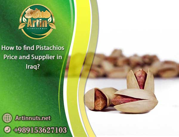 Pistachios Price and Supplie