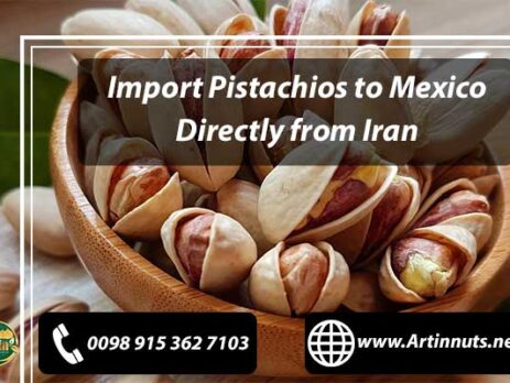 Import Pistachios to Mexico