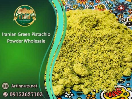 Green Pistachio Powder Wholesale