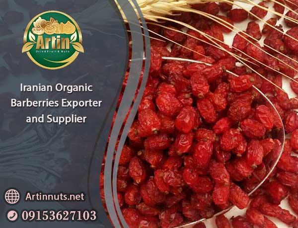 Iranian Organic Barberries