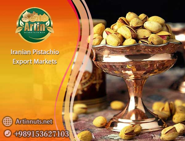 Pistachio Export Markets