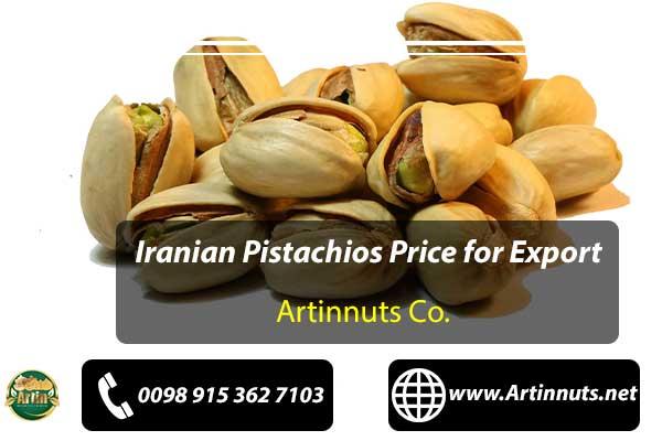 Iranian Pistachios Price