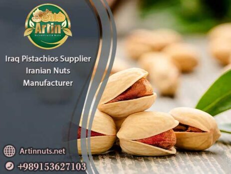 Iraq Pistachios Supplier