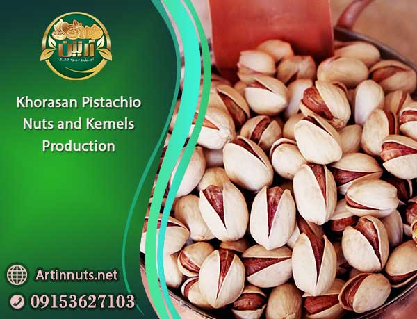 Pistachio Nuts and Kernels
