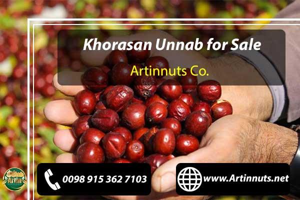 Khorasan Unnab for Sale