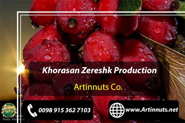 Khorasan Zereshk Production
