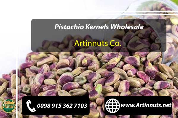 Pistachio Kernels Wholesale