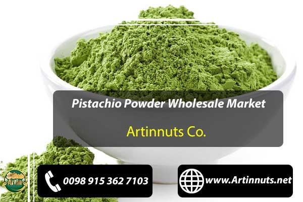 Pistachio Powder Wholesale