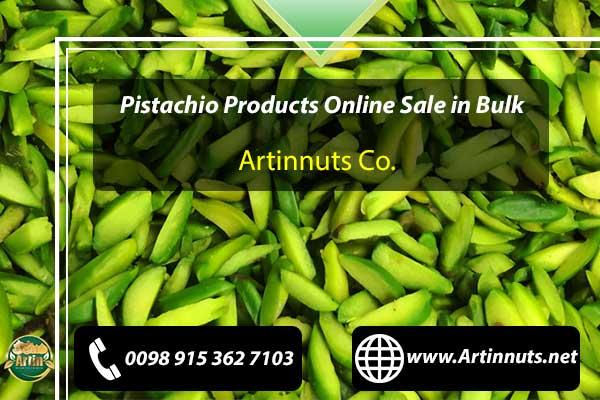 Pistachio Products Online Sale