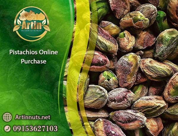 Pistachios Online Purchase