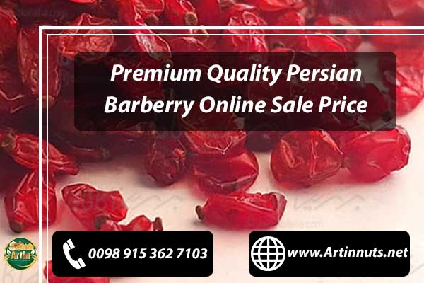 Barberry Online Sale