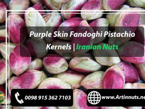 Fandoghi Pistachio Kernels