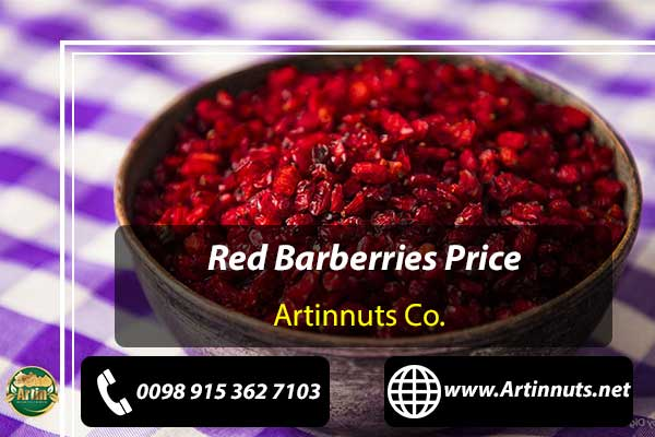 Red Barberries Price
