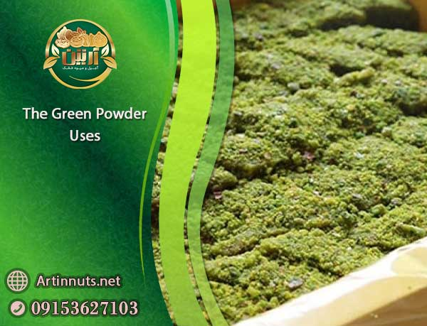 Green Powder Uses
