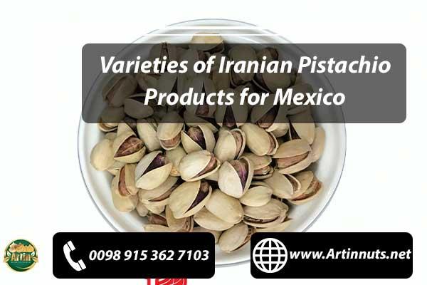Iranian Pistachio Products