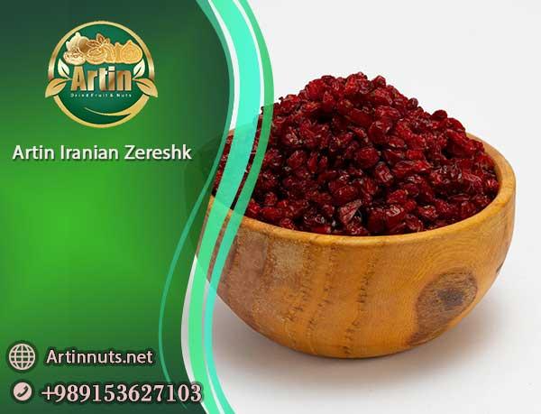 Artin Iranian Zereshk