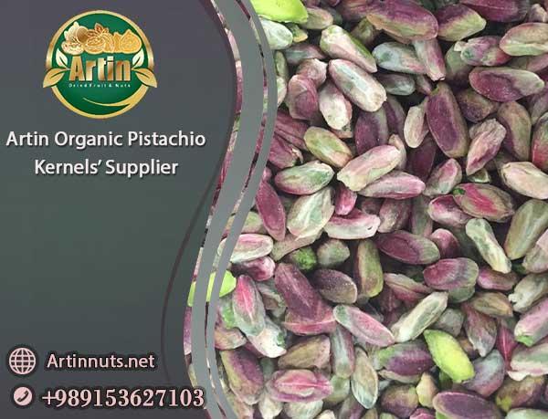 Organic Pistachio Kernels