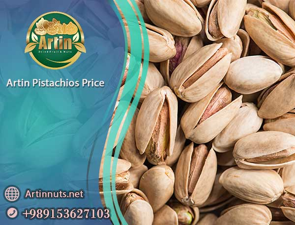 Artin Pistachios Price