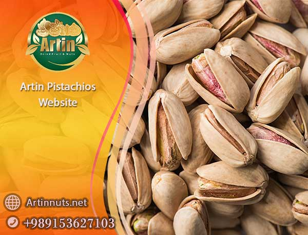 Artin Pistachios Website
