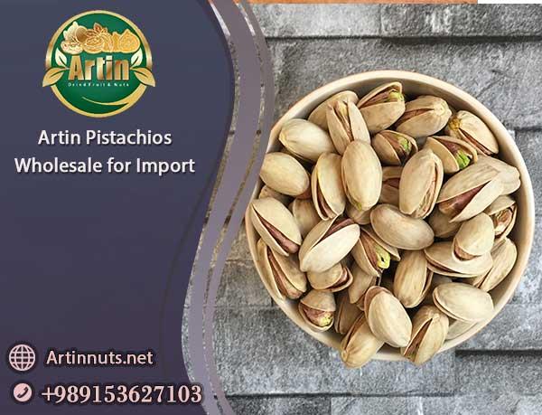 Pistachios Wholesale for Import