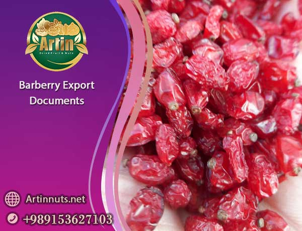 Barberry Export Documents
