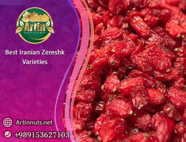 Iranian Zereshk Varieties