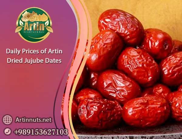 Artin Dried Jujube Dates