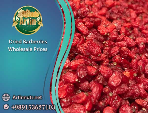 Dried Barberries Wholesale Prices