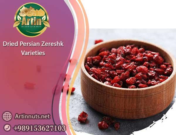 Persian Zereshk Varieties