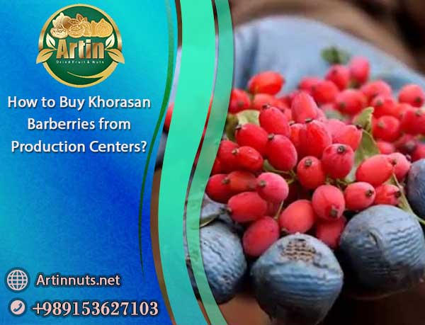 Barberries Production Centers