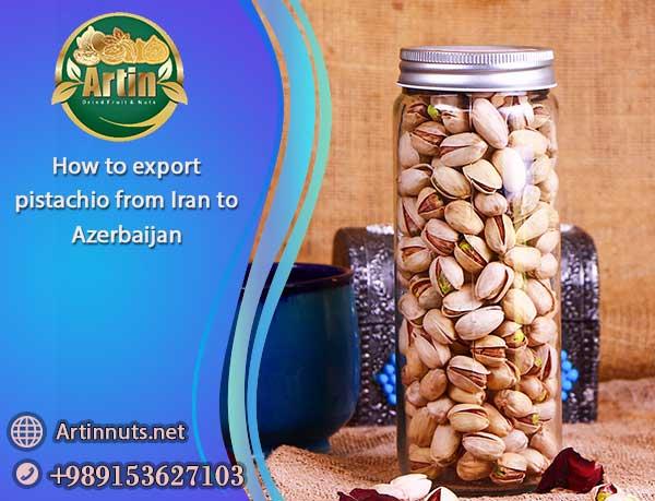How to export pistachio