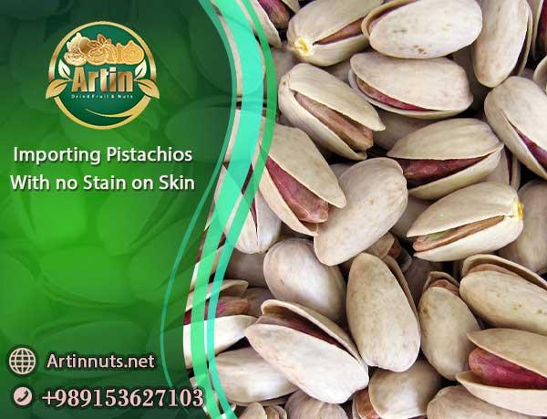 Importing Pistachios