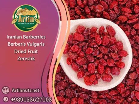 Iranian Barberries