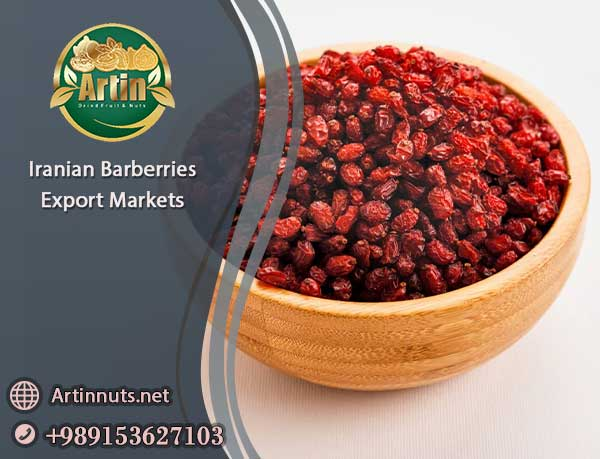 Iranian Barberries Export Markets