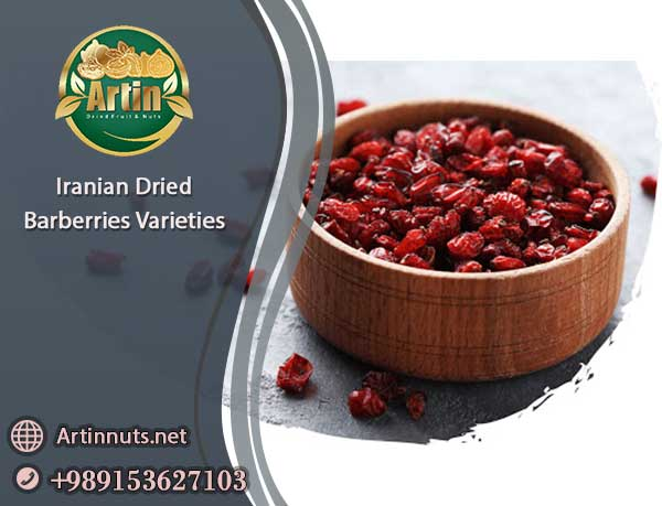 Iranian Dried Barberries Varieties