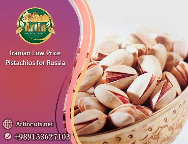Low Price Pistachios for Russia