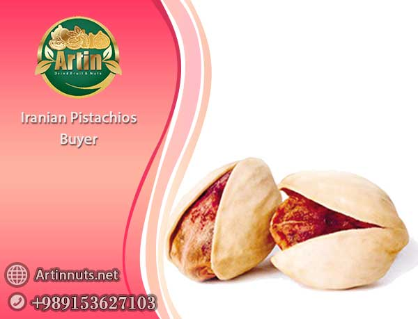 Iranian Pistachios Buyer