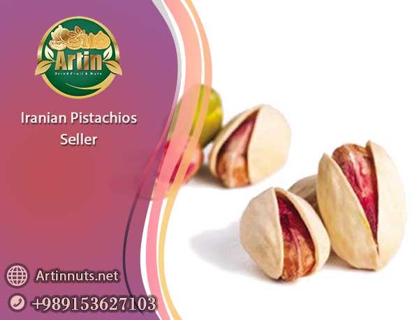 Iranian Pistachios Seller