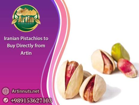 Iranian Pistachios to Buy