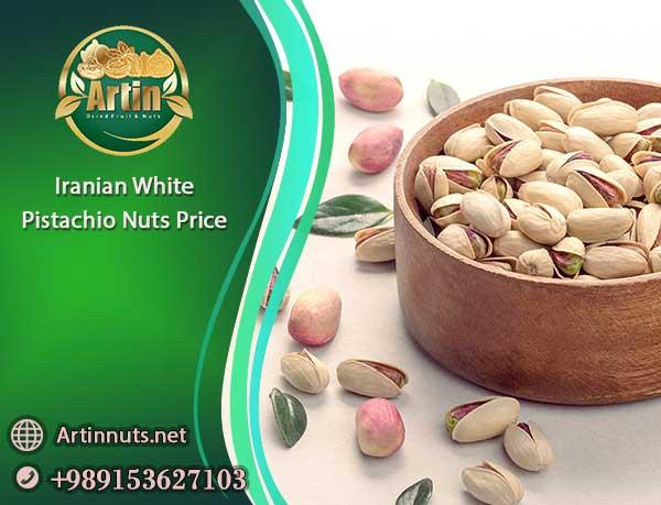 White Pistachio Nuts