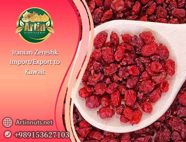 Iranian Zereshk Import to Kuwait