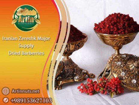 Iranian Zereshk Major Supply