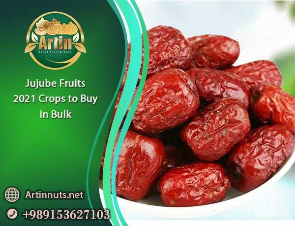 Jujube Fruits 2021 Crops