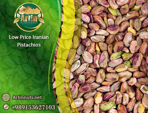 Low Price Iranian Pistachios