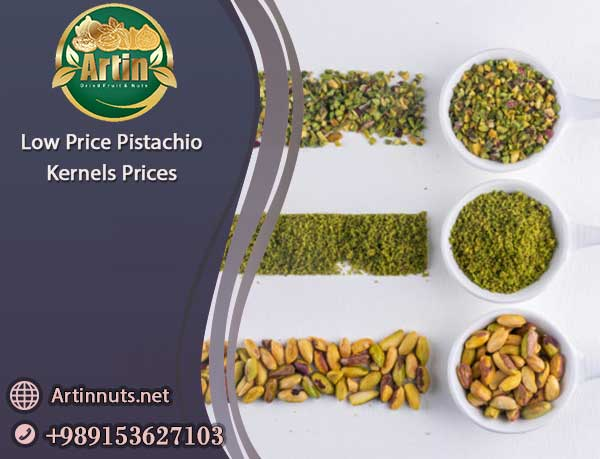 Low Price Pistachio Kernels