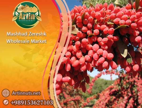 Zereshk Wholesale Market