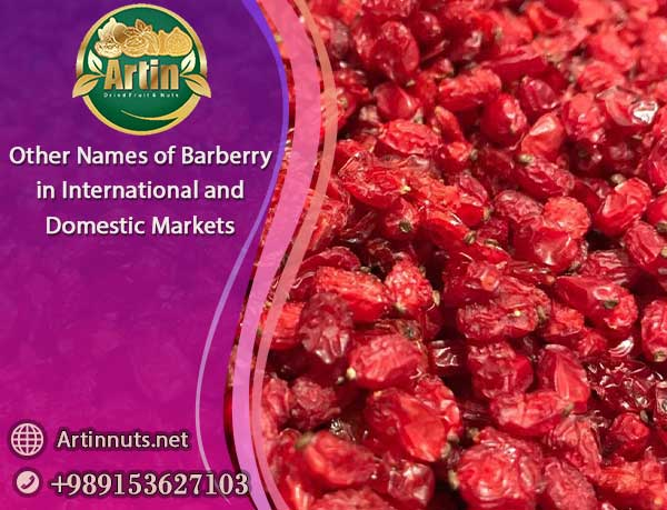 Iranian Barberries names