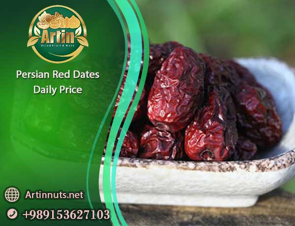 Persian Red Dates