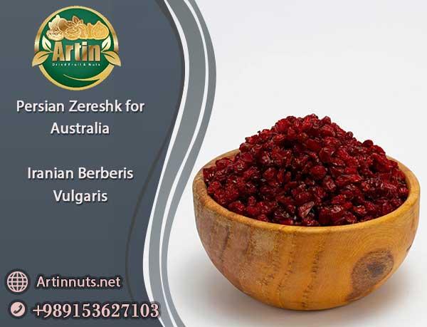 Persian Zereshk for Australia