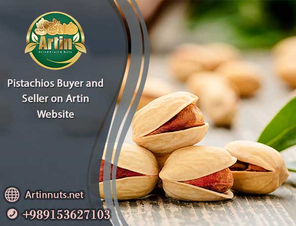 Pistachios Buyer and Seller